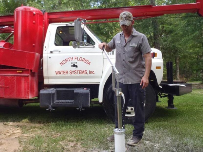 Water Well Drilling & Pump Repair In High Springs